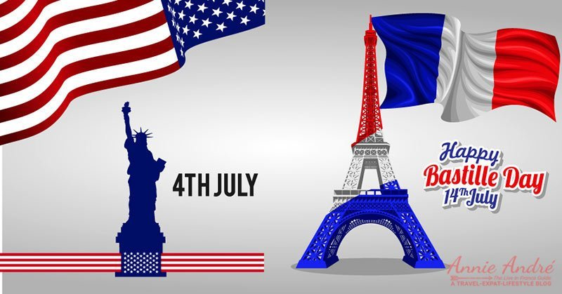 Bastille Day: France's Independence Day vs. American Fourth Of July Explained