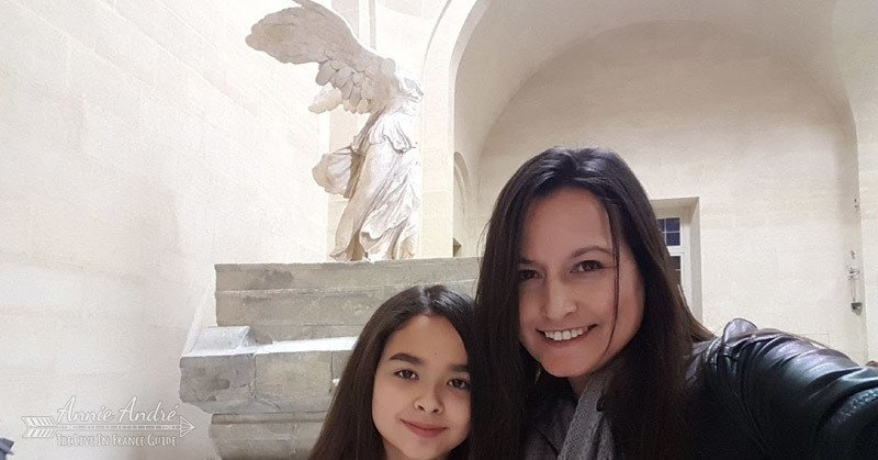 Expectations vs reality: What my friends think I do: Standing in front of the Winged Victory of Samothrace at the Louvre