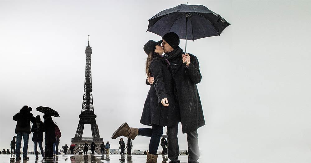 13 Romantic ways to say I love you in France