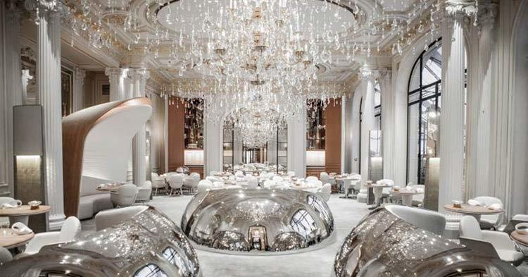 Alain-Ducasse-au-Plaza-Athenee MIchelin restaurant Paris