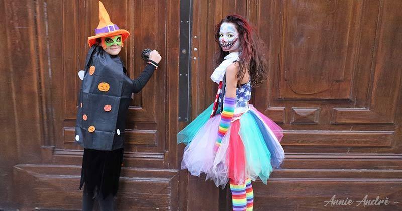 Fun Ways Adults & Kids Can Celebrate Halloween In France