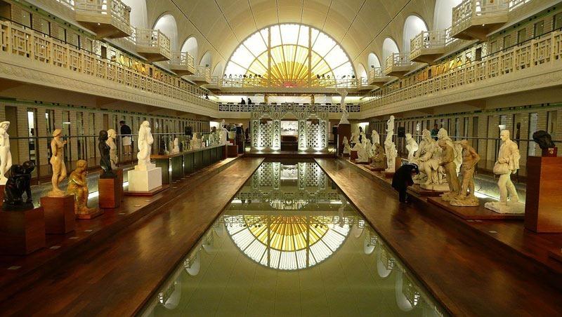La Piscine museum in Roubaix France