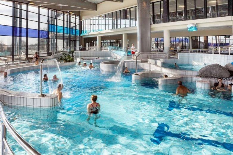 Public pool in Limoge: Centre aquatique