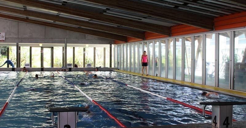Begles public pool in bordeaux