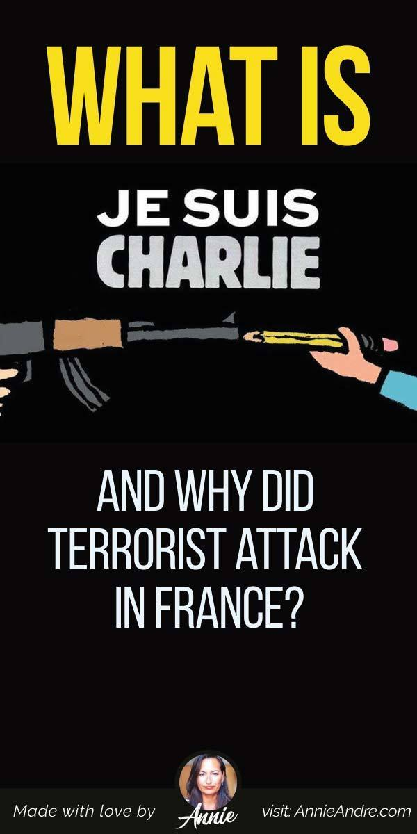 """pintrest pin about What Is """"Je Suis Charlie"""" And Why Did Terrorist attack In France?"""