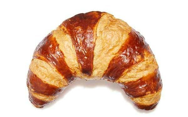 photo of GERMAN Laugencroissant, a cross between a croissant and a pretzel