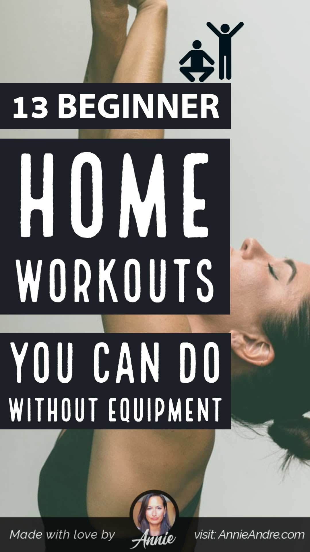 Fun home workouts you can do without equipment