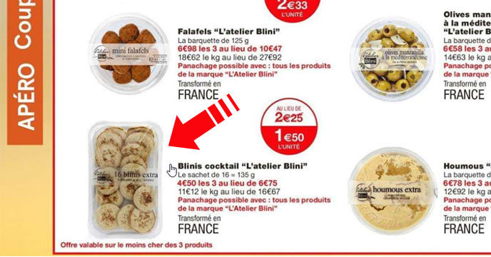 French crepe facts: Blinis are the cousin of pancakes and crepes