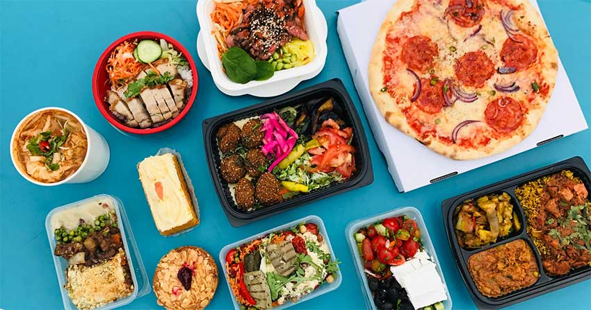 school lunches around the world: what kids eat