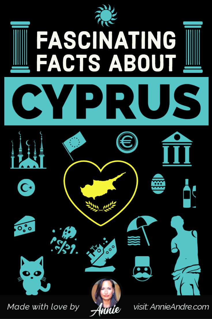 Fascinating facts about Cyprus