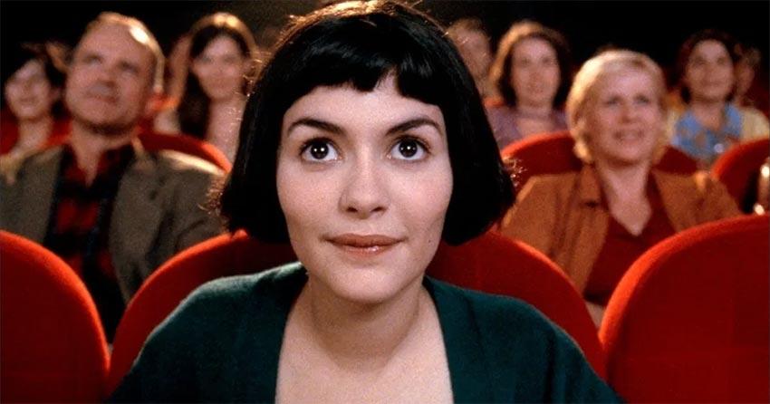 Amélie Poulain at Studio 28 in Paris Cinema