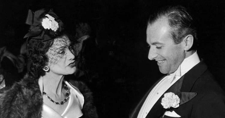 Coco Chanel and Pierre Wertheimer