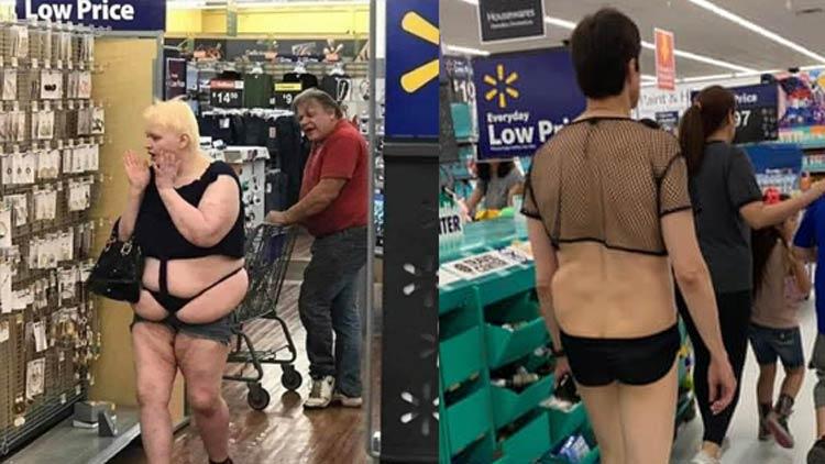 People of Walmart; aka Walmartians