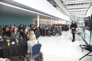 Event photography at Manchester Housing association conference