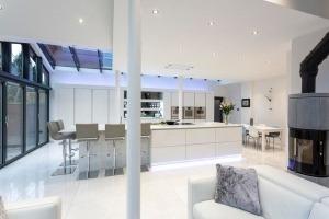 Kitchen Interiors photography