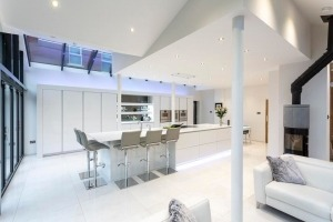 Kitchen Photography for Poggenpohl Manchester