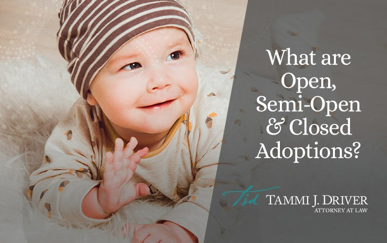 Understanding Open, Semi-Open and Closed Adoption in Florida