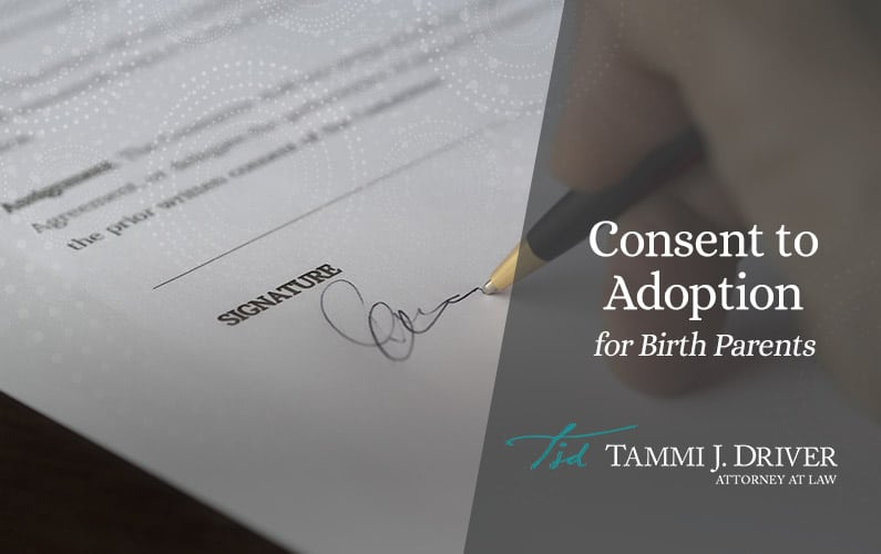 Understanding Consent to Adoption for Birth Parents