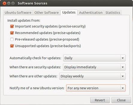 ubuntu-software-sources