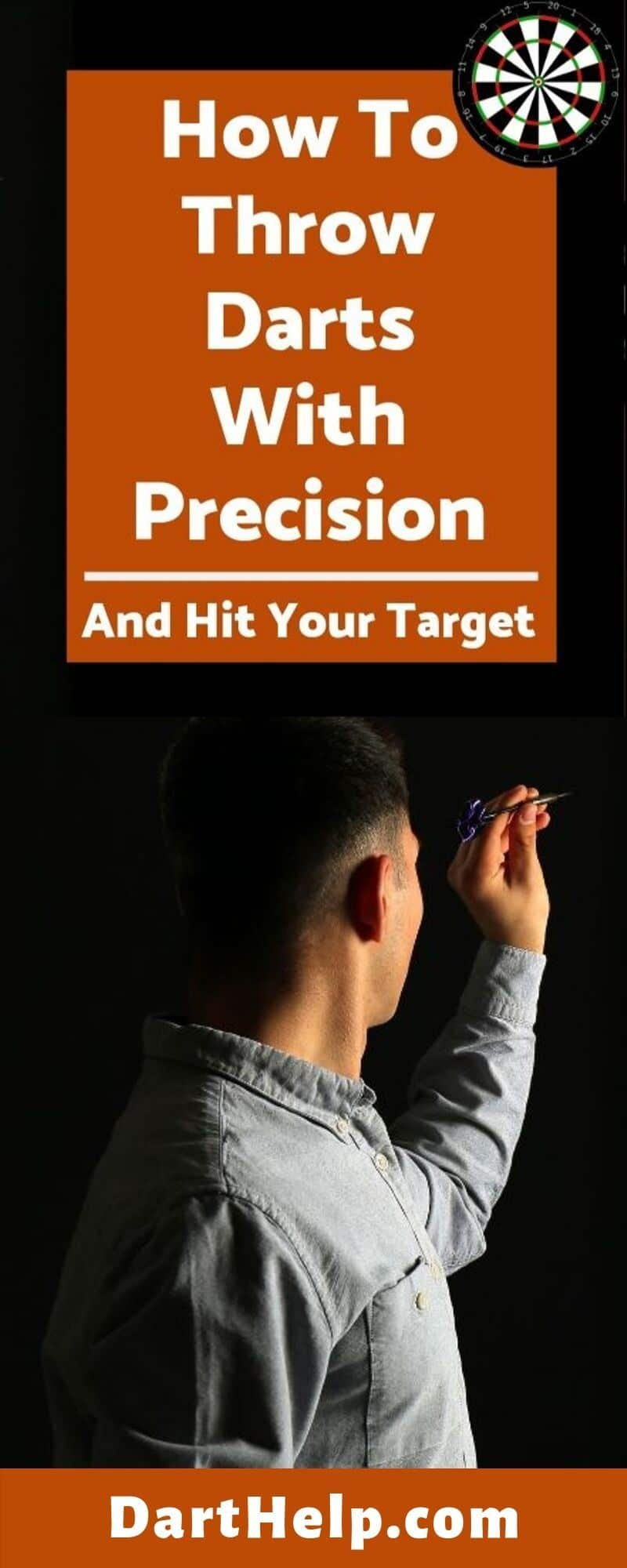 Learn To Throw Darts With Precision