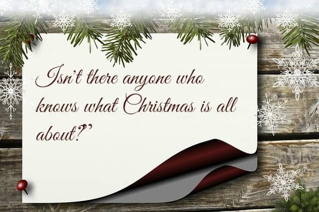 Most Famous Christmas Movie Quotes