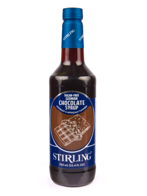 Sugar-Free German Chocolate Syrup