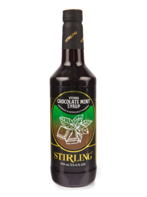 Vienna Chocolate Mint Syrup