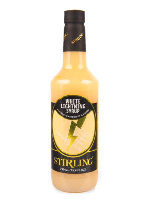 White Lightning Syrup