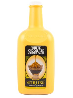 White Chocolate Sauce