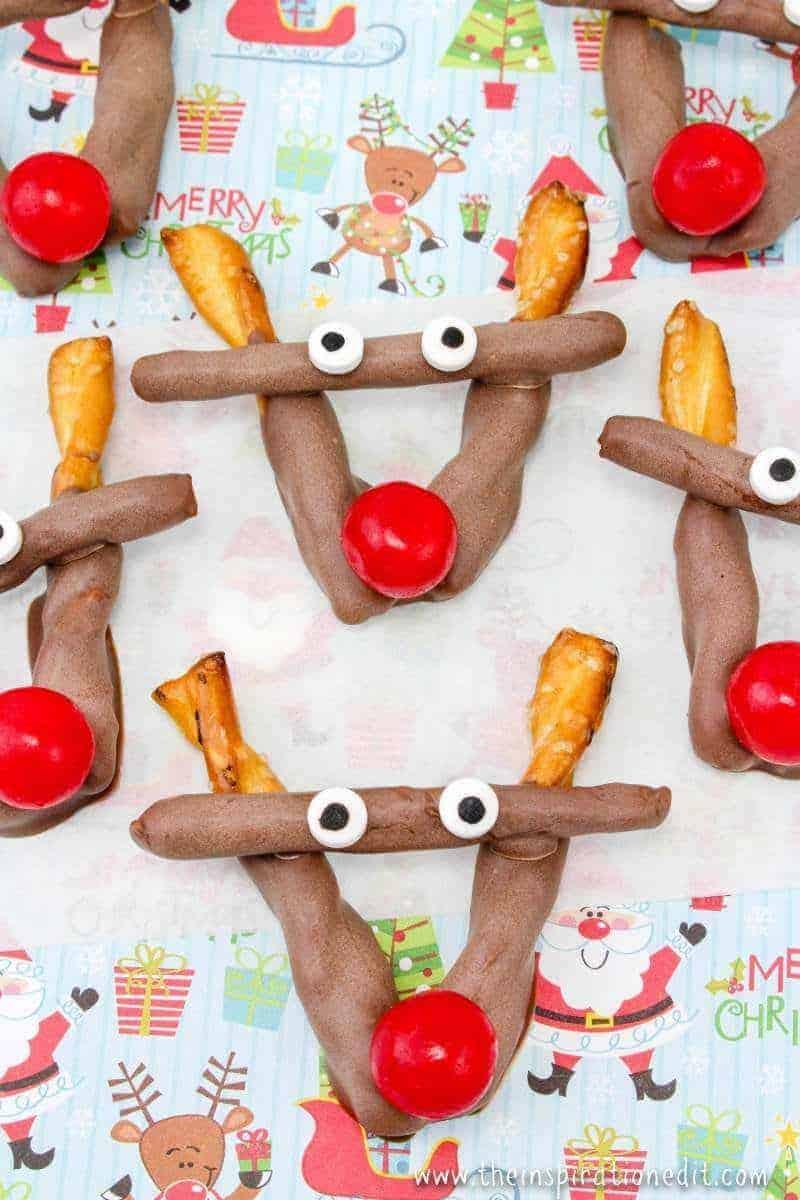 Rudolph Chocolate