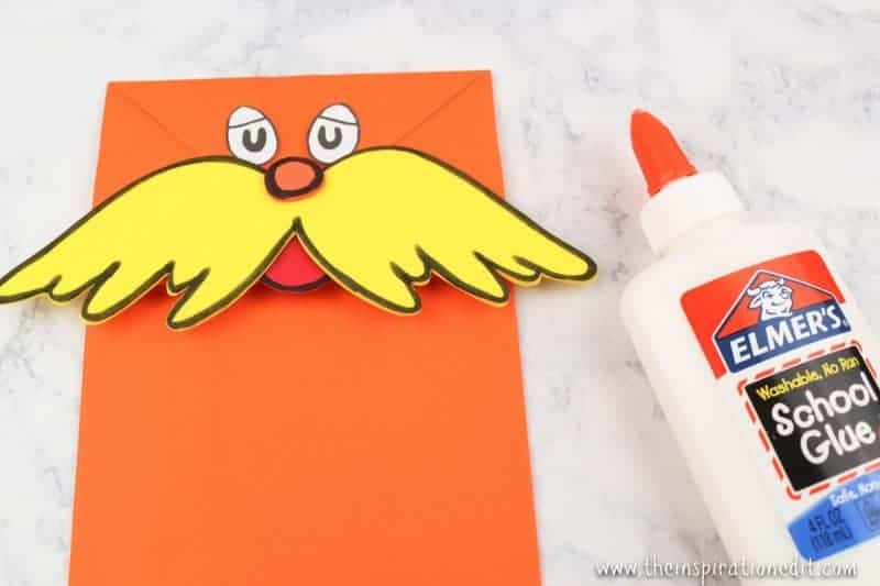 the lorax moustache