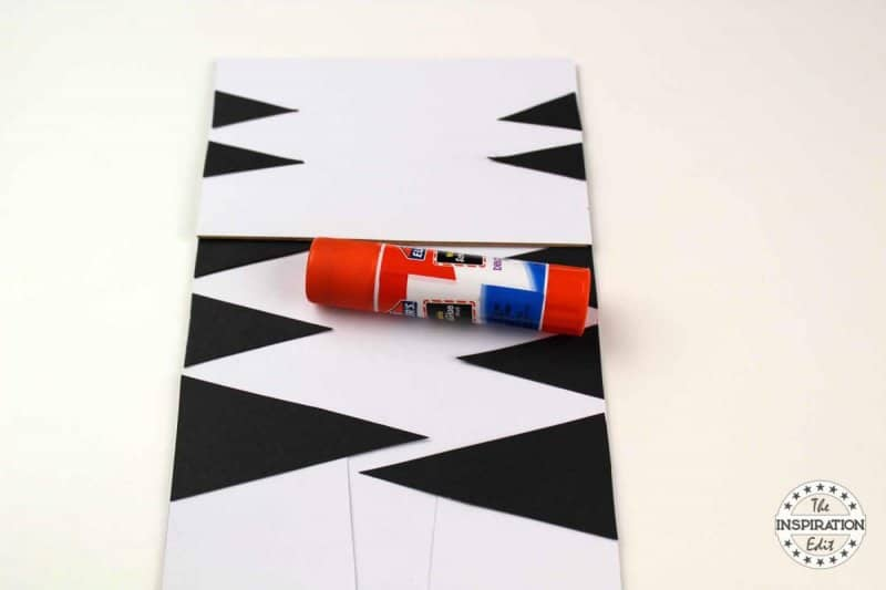 preschool zebra craft