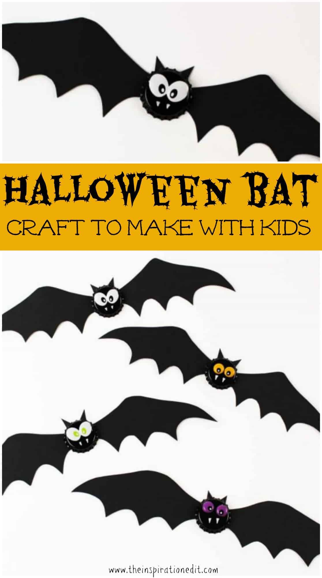 halloween craft ideas for toddlers making a bat craft
