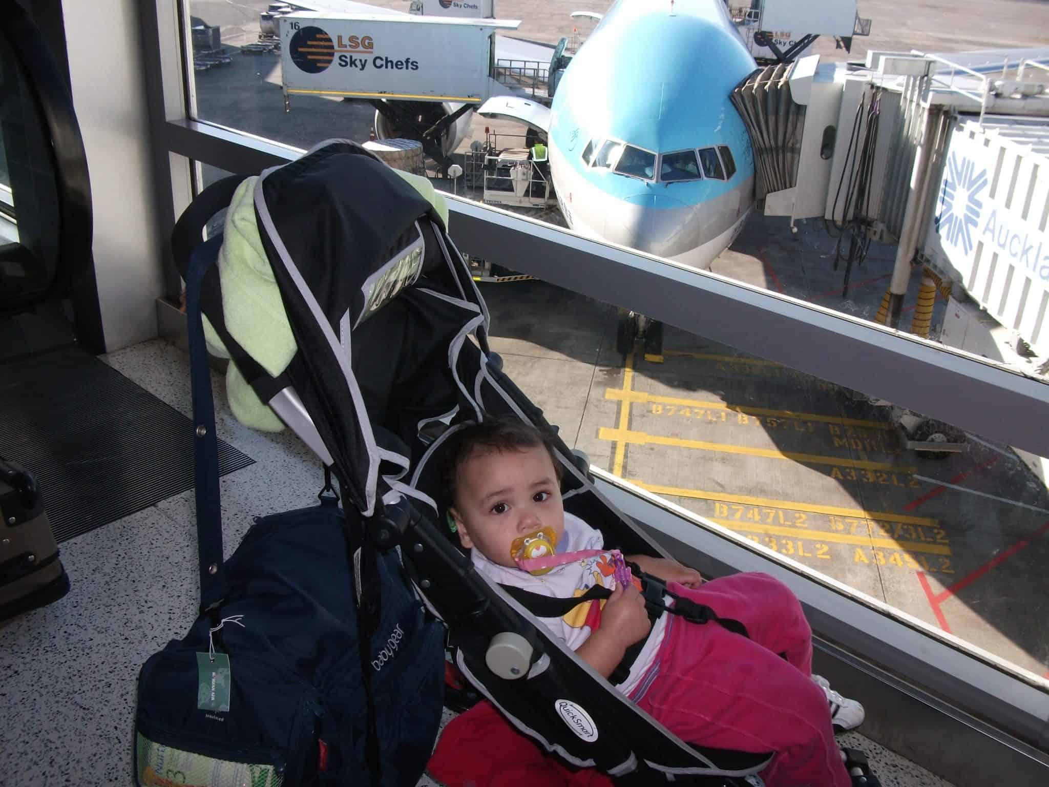 top travel tips for flying with a toddler