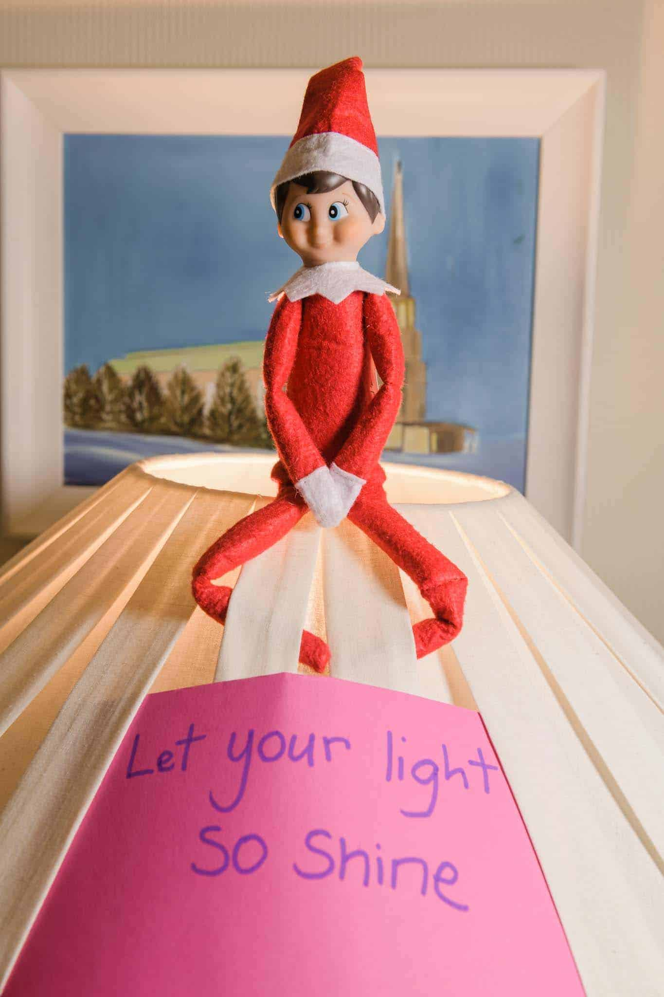 Elf On The Shelf Messages
