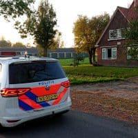 Klopjacht na woninginbraak aan de Blokdijk in Wijdenes