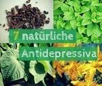 7 natürliche Antidepressiva