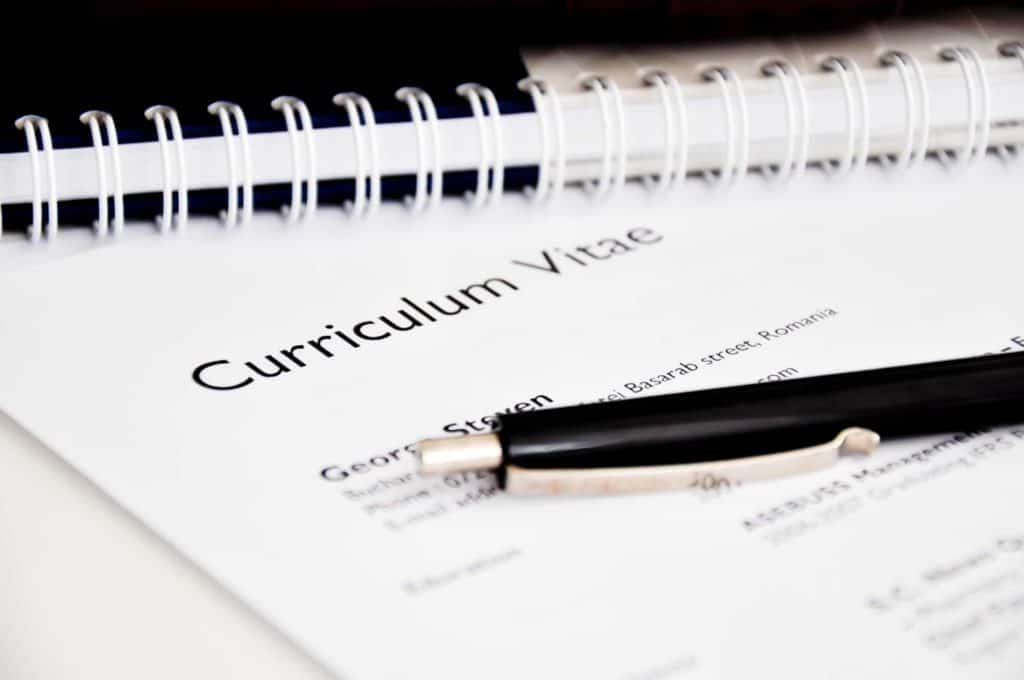 How To Write A Medical CV