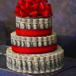 Currency Cake