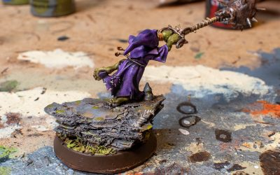 How to Thin Your Paints for Miniatures (and Why You Should)