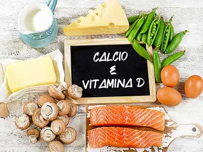 Il calcio e la vitamina D nell'alimentazione del bambino