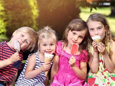 Arriva l'estate... che voglia di gelato!
