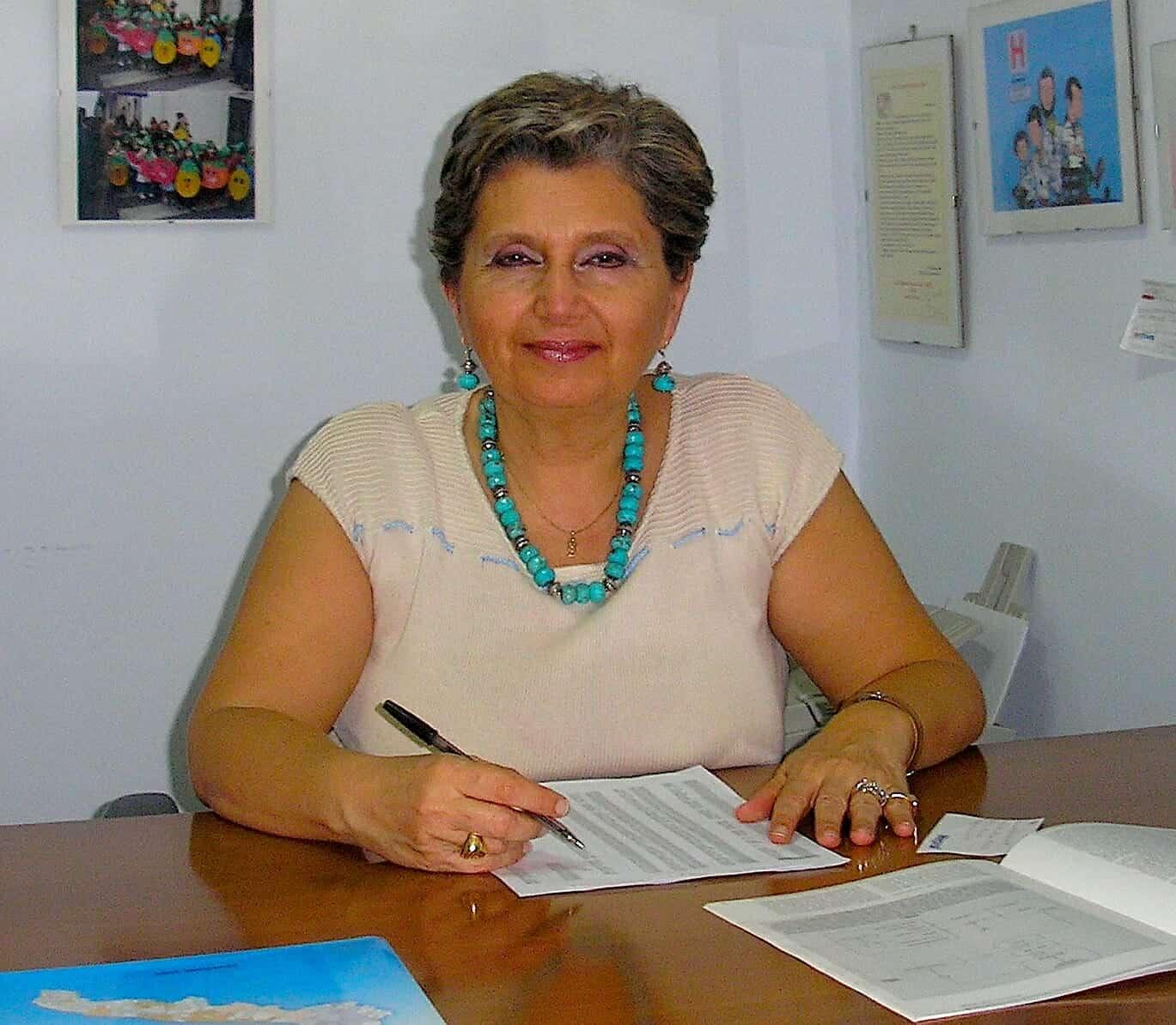 Pediatra Margherita Caroli ECOG SIO OMS