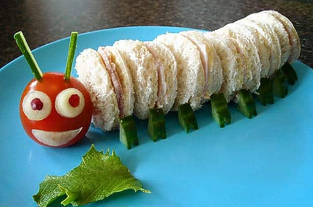 Verdure per bambini: con la fantasia si può!