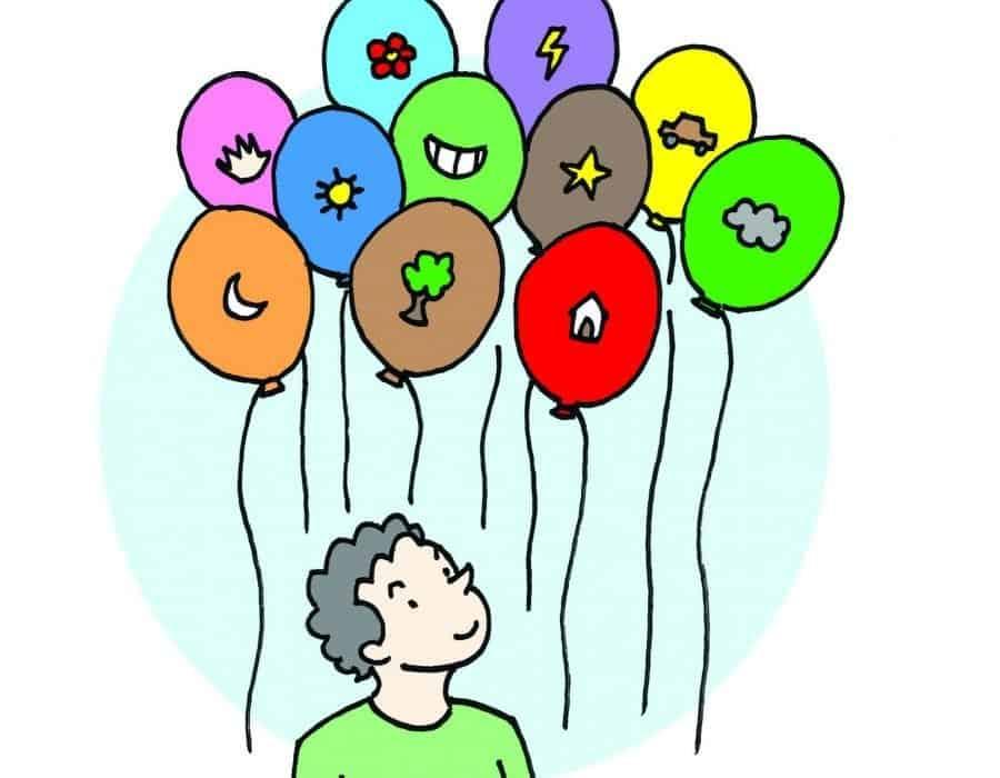 Caccia ai palloncini