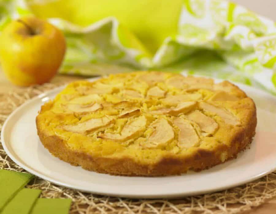 Torta di mele Ricette per bambini 1-3 anni