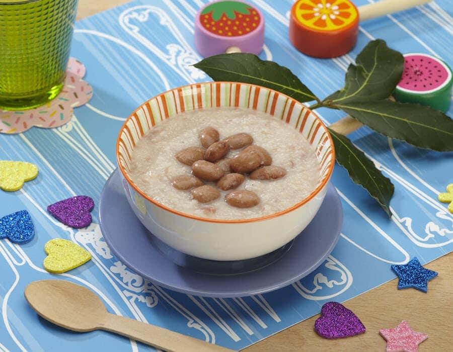 Macco di fagioli Ricette per bambini 1-3 anni