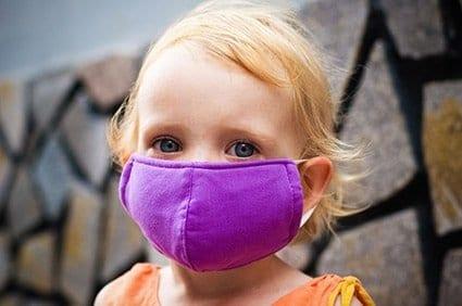 Guida al corretto utilizzo della mascherina
