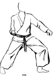 Kyusho Jitsu Down Block