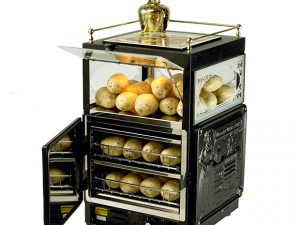Victorian - Queen Victoria Potato Baker